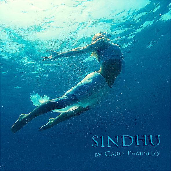 Uniquely accomplished original sonic beauty Caro Pampillo