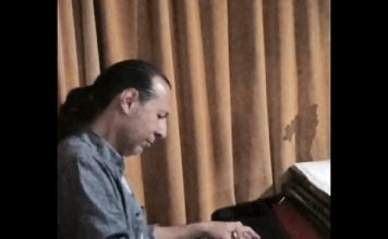 Brilliant live piano performance Edo Sanz