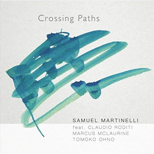 Exciting modern straight-ahead jazz Samuel Martinelli