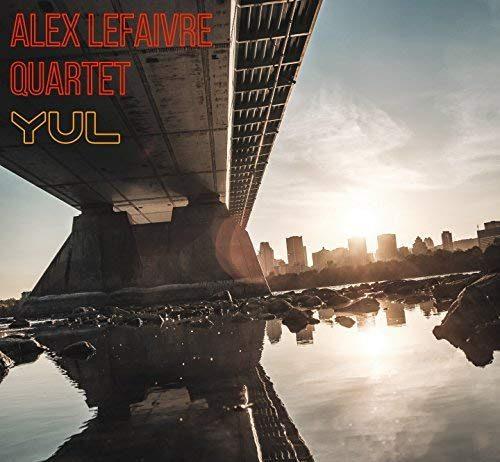 Intriguing high energy modern jazz originals Alex Lefaivre