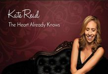 Delightfully daring jazz vocals Kate Reid