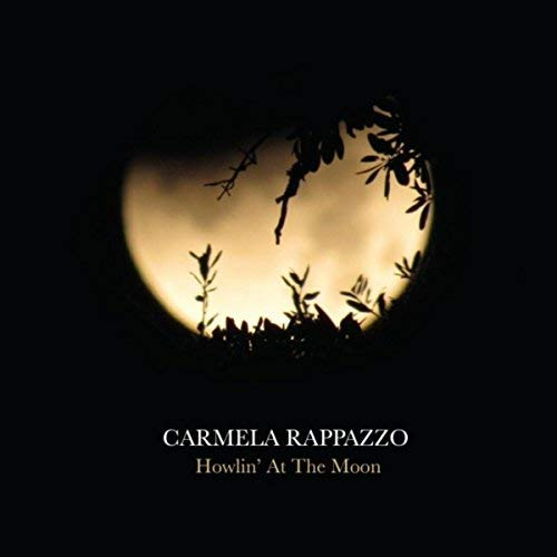 Highly creative jazz vocals Carmela Rappazzo