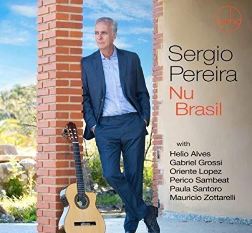 Soulful Latin jazz Sergio Pereira