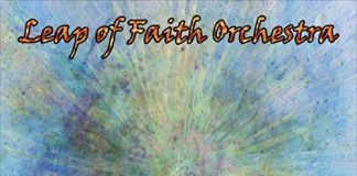 Rich sonorous frame notation improvisation Leap Of Faith Orchestra