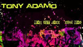 Hippest jazz spoken word champion Tony Roc Adamo