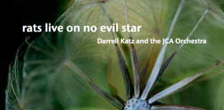 Timeless innovation rippling emotion Darrell Katz And The JCA Orchestra