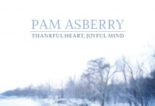 Powerful graceful passionate music Pam Asberry