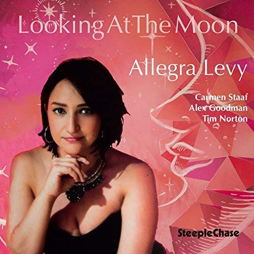 Fresh exciting lunar jazz vocals Allegra Levy