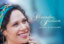 Joyful Latin jazz unequaled Alexandra Jackson
