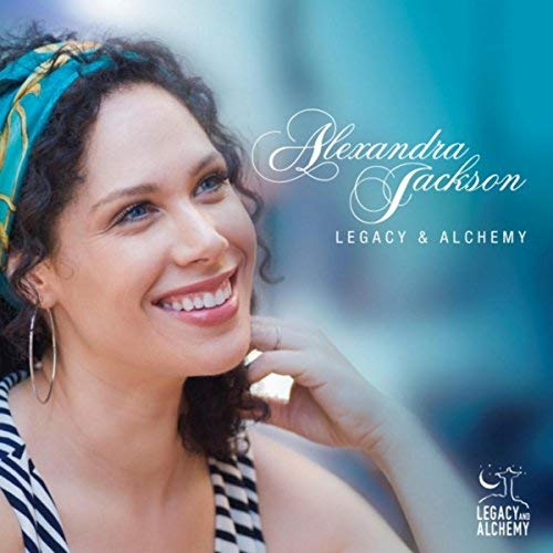 Joyful Latin jazz unequaled Alexandra Jackson