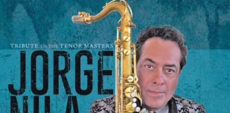 Highly entertaining jazz tribute to tenor sax masters Jorge Nila