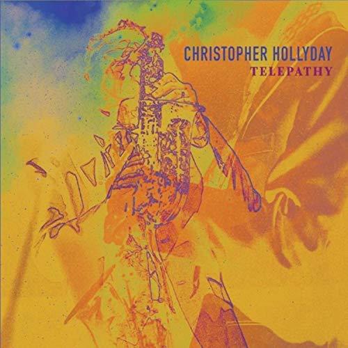 Passionate joyful bebop jazz Christopher Hollyday