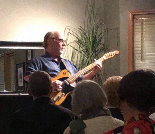 Superbly entertaining guitar mastery Eric Tingstad