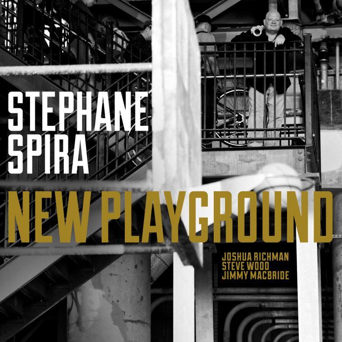 Excellent new jazz inspirations Stéphane Spira