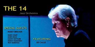 Superb jazz ensemble work The 14 Jazz Orchestra