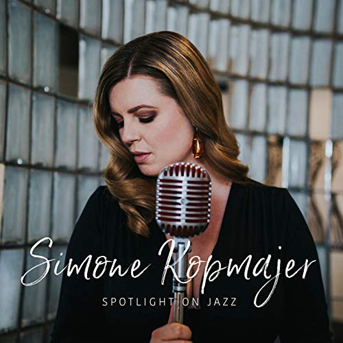 Invitingly sultry jazz vocals Simone Kopmajer Terry Myers
