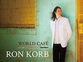 Mesmerizing joyful Latin fusion jazz Ron Korb