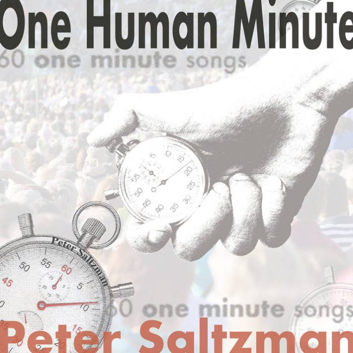 Eclectic energized original music Peter Saltzman