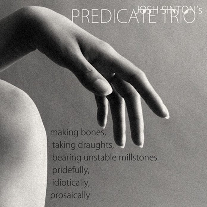 Sensually attractive original jazz Josh Sinton's Predicate Trio