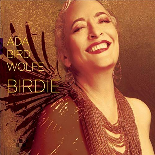 Unique soulful jazz vocals Ada Bird Wolfe