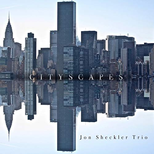 Playful energetic hip jazz Jon Sheckler