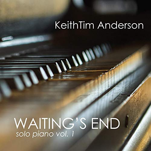 Emotionally charged solo piano KeithTim Anderson