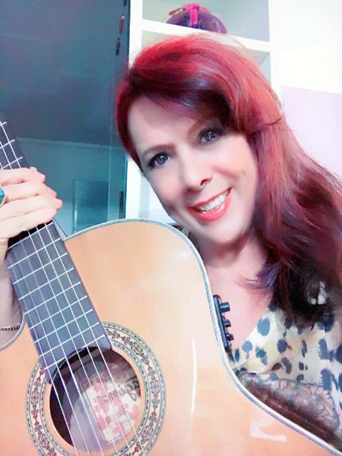 Unifying spiritual guitar vocal works AnayaMusic