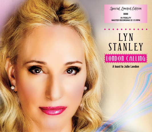 Stunning jazz vocal tribute Lyn Stanley