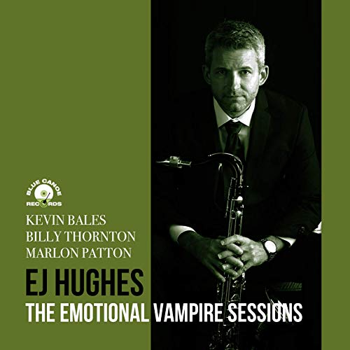 Highly accomplished exciting saxophone jazz EJ Hughes