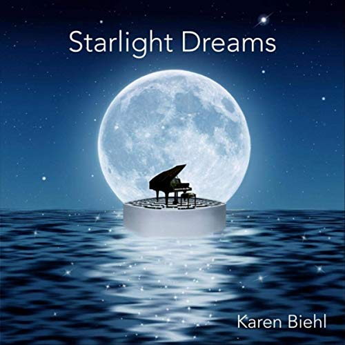 Magical meditative solo piano Karen Biehl