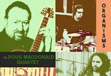 Exciting swinging quartet jazz Doug MacDonald Quartet