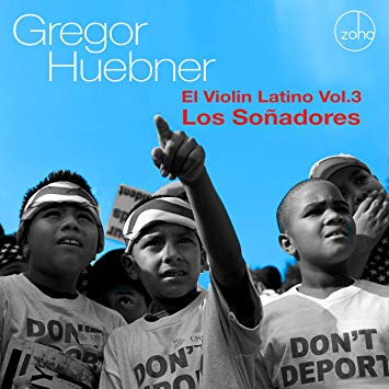 Distinctively different Latin jazz for Dreamers Gregor Huebner