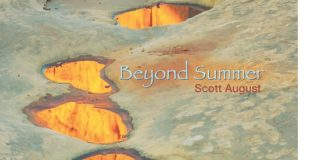 Uniquely evocative uplifting sonic journey Scott August