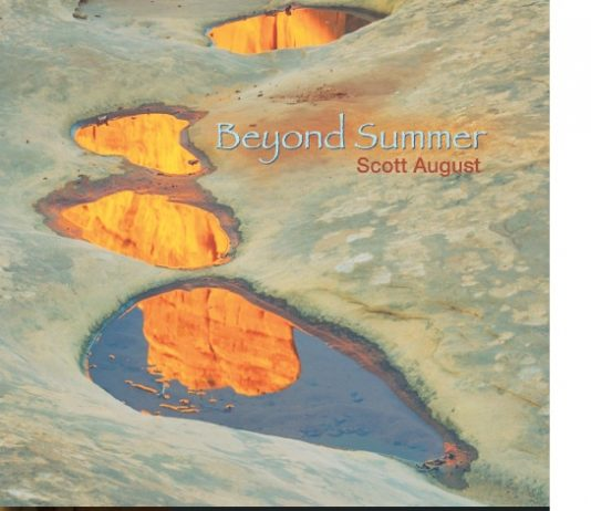 Uniquely evocative uplifting sonic journey Scott August