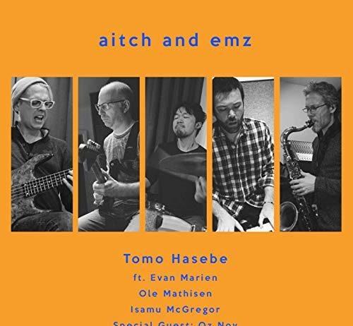Scorching hot contemporary jazz Tomo Hasebe