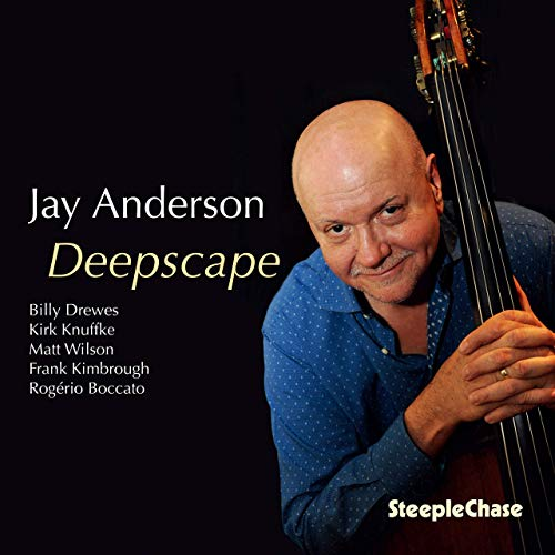 Inventive intriguing bass led jazz Jay Anderson