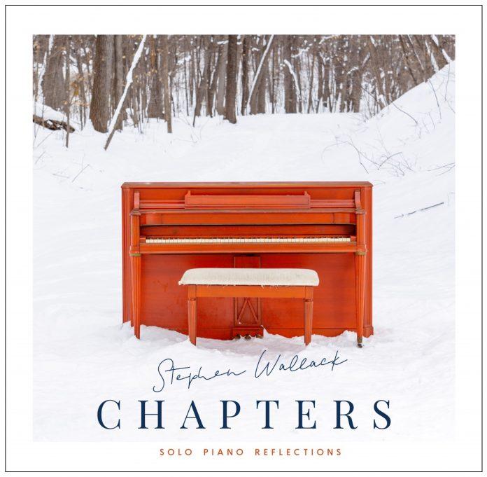 Passionate heartfelt solo piano Stephen Wallack