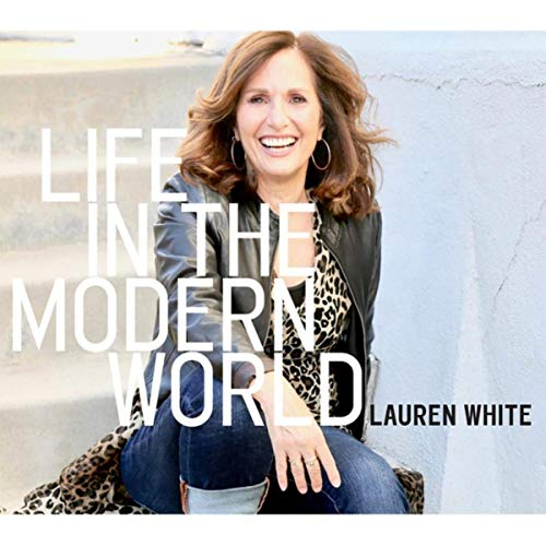 Diverse modern jazz vocals Lauren White