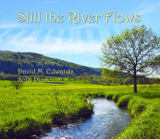 Straight from the heart solo piano David M. Edwards