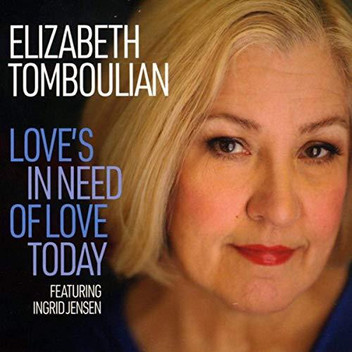 Powerful enduring jazz vocals Elizabeth Tomboulian