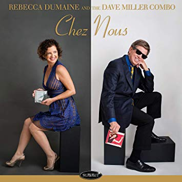 High spirited impeccable jazz vocals Rebecca DuMaine and the Dave Miller Combo