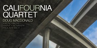 Very fine jazz quartet debut Califournia Quartet