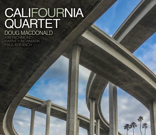 Very fine jazz quartet debut Califournia Quartet