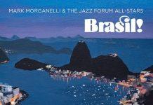 Tasty masterful Latin jazz Mark Morganelli and The Jazz Forum Allstars