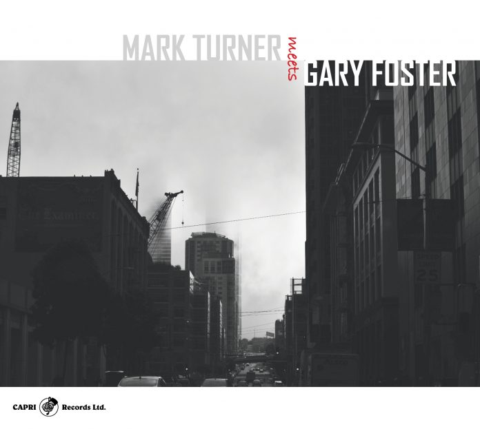 Masterful saxophone led jazz Mark Turner & Gary Foster