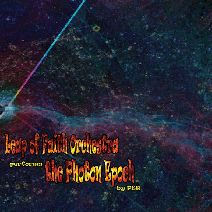 Audaciously delicious experiments Leap of Faith Orchestra