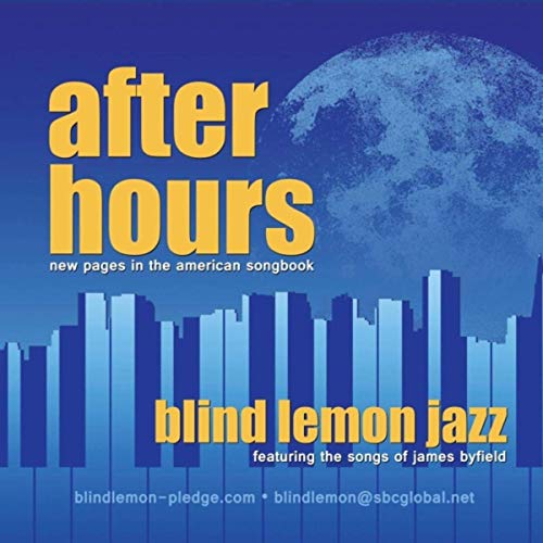 Beautiful bluesy late night swing Blind Lemon Jazz