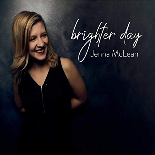 Delightfully personable jazz vocals Jenna McClean