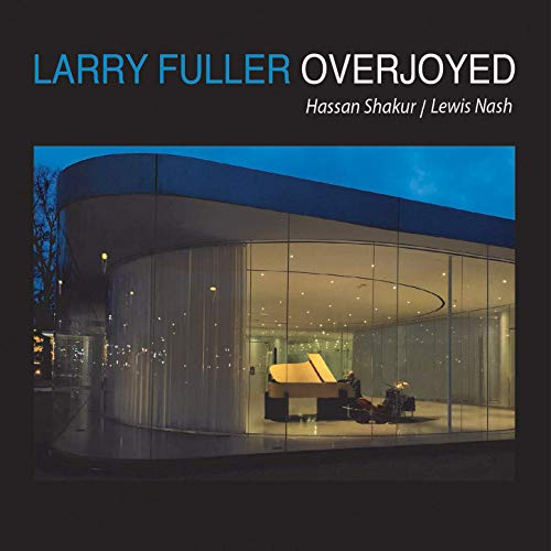 Exuberantly executed jazz piano Larry Fuller