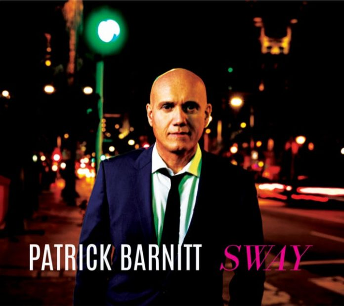 Whirlwind singer will wow you Patrick Barnitt